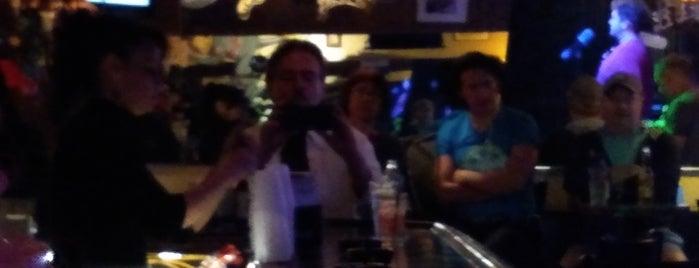 Bobby's Monkey Bar is one of keys.