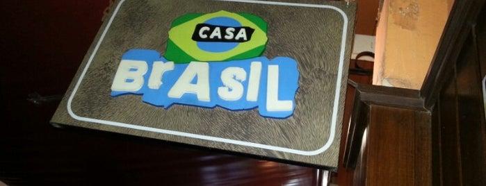 Casa Brasil is one of Botecos cariocas.