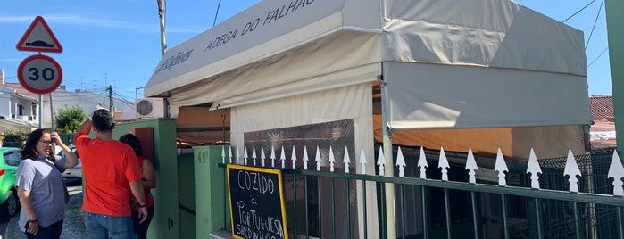 Restaurante Adega Do Falhao is one of Restaurantes.