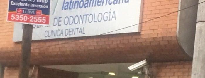 CLINICAS DE ODONTOLOGIA ULA is one of Orte, die Alejandra gefallen.
