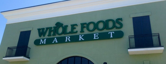 Whole Foods Market is one of Louisiana GC Trip.
