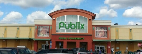 Publix is one of Lieux qui ont plu à Helen.