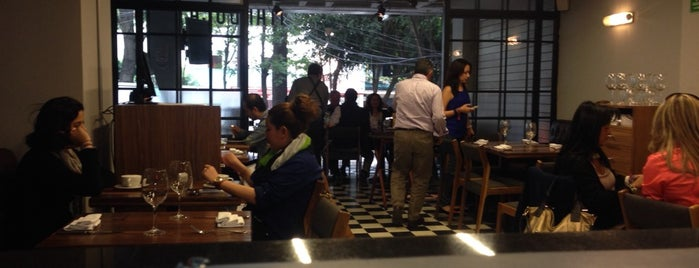 Manduca Bistro is one of Condesa Casual.