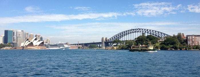 Sydney Harbour is one of Australia & New Zealand.