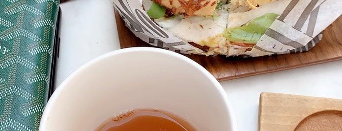 Bagel Café is one of Cote d'azur.