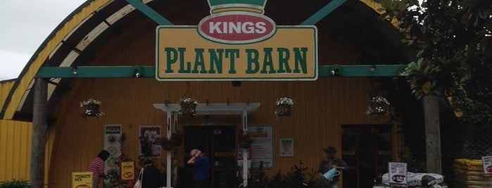 Kings Plant Barn is one of Lieux qui ont plu à Ben.