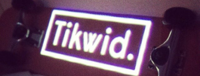 Tikwid is one of Denver Sneaker and Streetwear Boutiques..