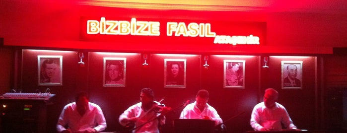 Bizbize Fasıl is one of Locais curtidos por B.