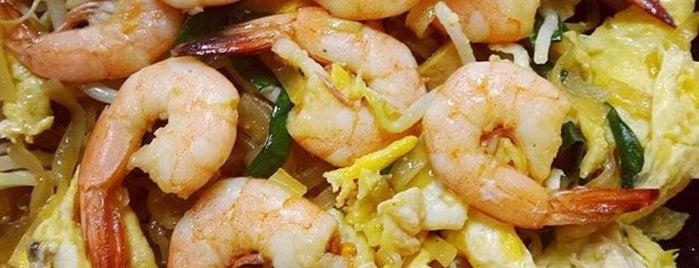 เจ๊องุ่น ผัดไทย is one of Impressed dish.