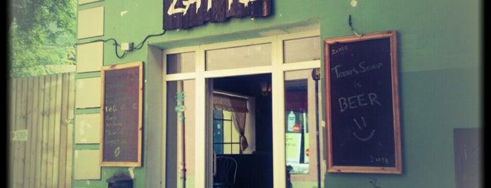 Zapte is one of HappyArtMuseum'un Beğendiği Mekanlar.