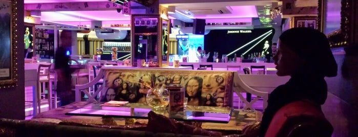 Planet Bar De Luxe is one of Denitsaさんのお気に入りスポット.