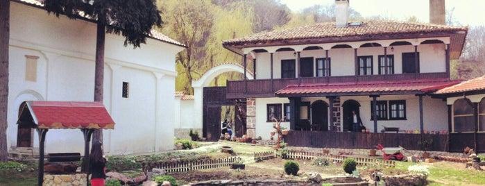 Лозенски Манастир Свети Спас is one of Tempat yang Disukai Martin.