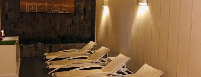 Wellness Centre Vitosha is one of Lieux qui ont plu à Zorata.