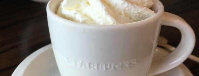 Starbucks is one of Jana 님이 좋아한 장소.