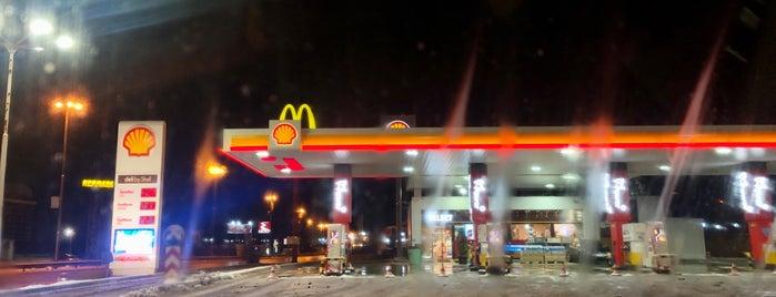 Shell is one of Orte, die 83 gefallen.