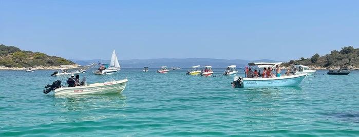 Blue Lagoon is one of Selanik-Kavala-Thassos.
