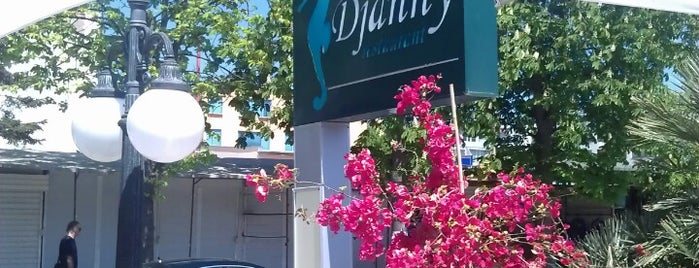 Djanny Restaurant is one of Locais curtidos por Koroleva.
