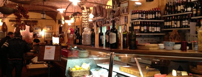 All'Antico Ristoro Di' Cambi is one of Pappa in giro per l'Italia.