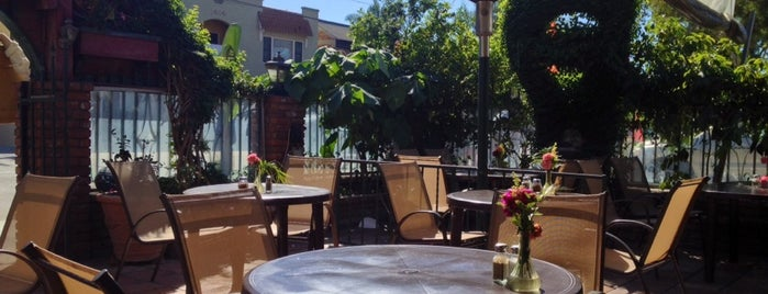 The Pizza Place & Garden Cafe is one of LB2DO.