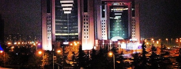İDTM - İst. Fuar Merkezi Metro İstasyonu is one of Özel.