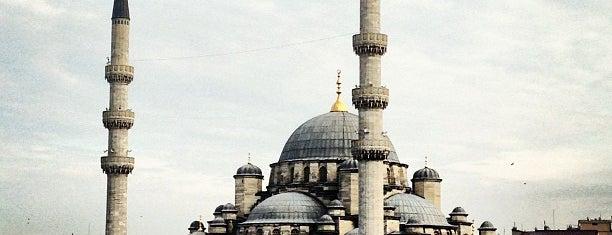 Eminönü is one of Türkiye'de Gezilmesi- Görülmesi Gereken Yerler.