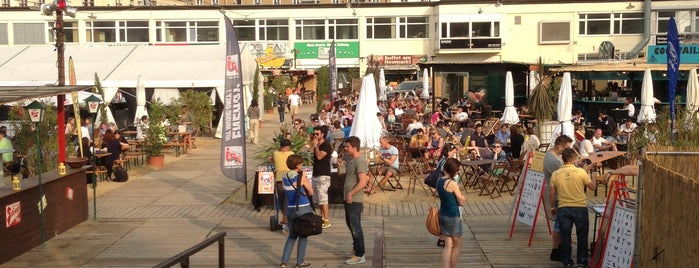 Sand in the City is one of World Cup 2014 :: Best Public Viewing in Vienna.