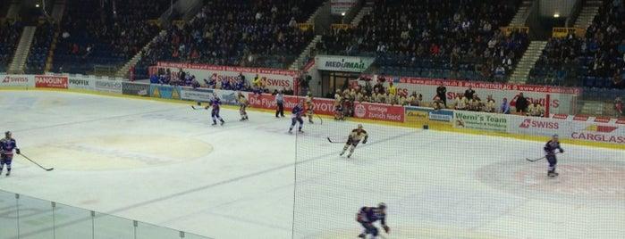 SWISS Arena is one of schon gemacht 2.
