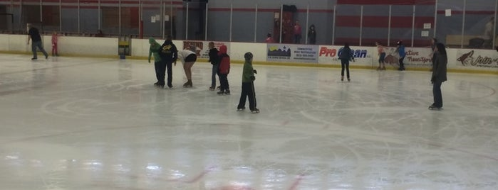 Arcadia Ice Arena is one of for summer.