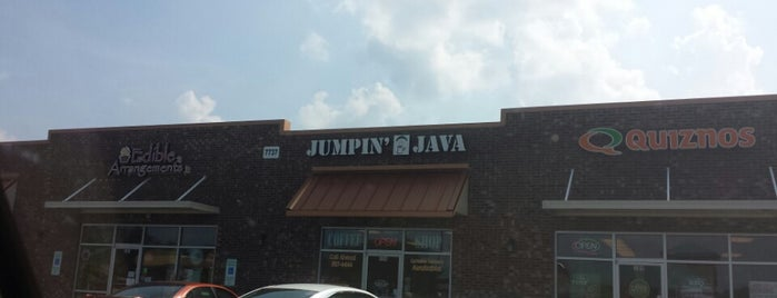 Jumpin Java is one of Crispin 님이 저장한 장소.