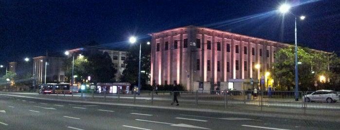 Muzeum Narodowe is one of Warsaw.