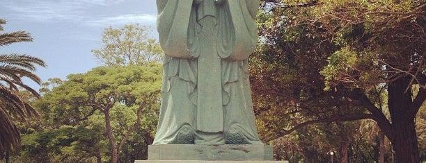 Monumento A Confucio is one of yuruguay.