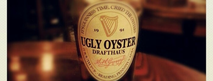 Ugly Oyster Drafthaus is one of Lieux qui ont plu à Hans.
