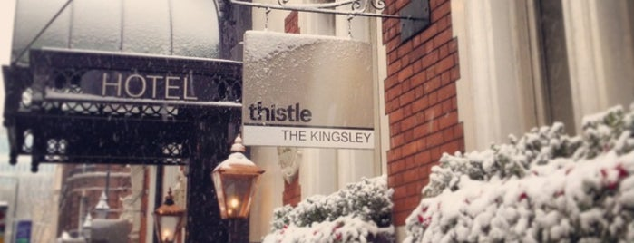Thistle Holborn, The Kingsley is one of London.