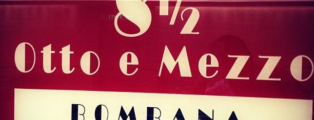 8½ Otto e Mezzo Bombana is one of 3* Star* Restaurants*.