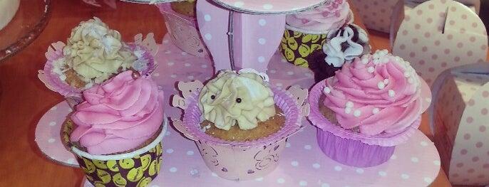 Cupcake's is one of Tempat yang Disukai Gurme.