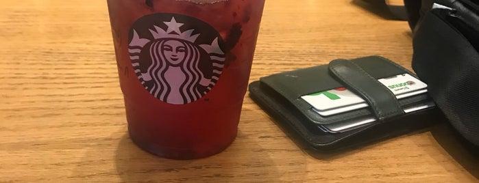 Starbucks is one of Tempat yang Disukai Ahmet.