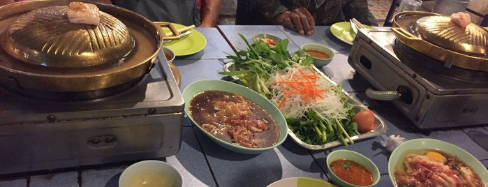 ส.ราชา หมูย่างเกาหลี is one of Central Thailand.