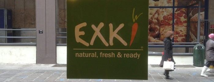 EXKi is one of Lugares favoritos de Mihaylo.
