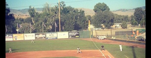 Memorial Stadium is one of Minor League Ballparks.