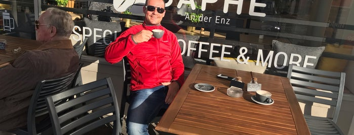 Caphe an der Enz is one of Europe specialty coffee shops & roasteries.