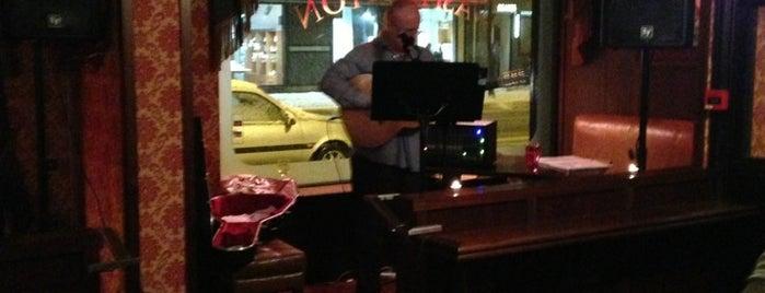 The Washington Bar & Restaurant is one of Belfast.