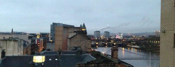 Euro Hostel Glasgow is one of Glasgow.