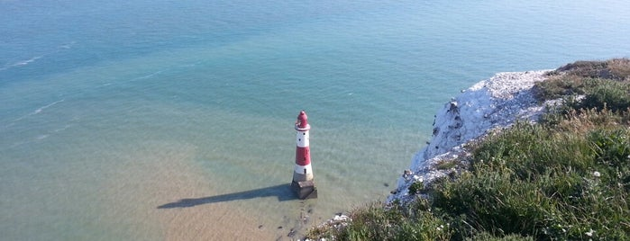 Beachy Head is one of Pleasure Spots in the UK.