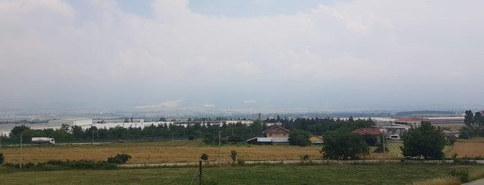 Bolu Dağı Sabahattin'in Yeri is one of Tempat yang Disukai Özge.
