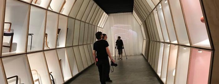 Designmuseum Danmark is one of IrmaZandl'ın Beğendiği Mekanlar.