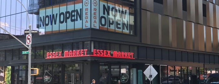 Essex Market is one of Locais curtidos por IrmaZandl.