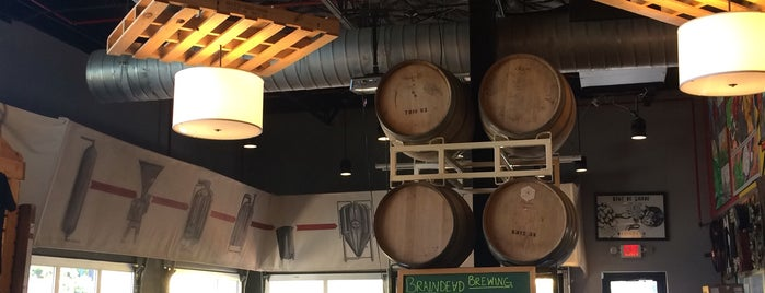 Braindead Brewing is one of Lieux qui ont plu à IrmaZandl.