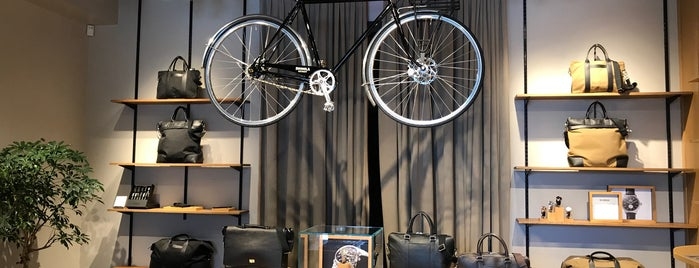 Shinola - Abbot Kinney is one of Locais curtidos por IrmaZandl.