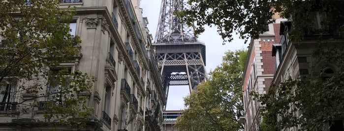 Torre Eiffel is one of Lugares favoritos de IrmaZandl.