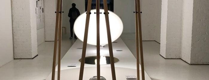 Музей дизайна is one of IrmaZandl : понравившиеся места.